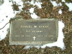 Samuel M. Ayash