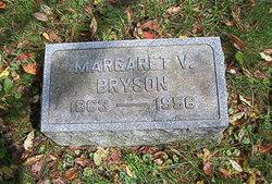 Margaret V Bryson