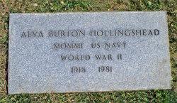 Alva Burton Hollingshead