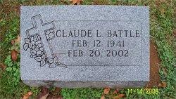 Claude Lewis Battle