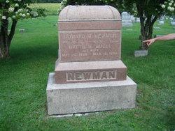 Harriet Ella Hattie <i>Buell</i> Newman
