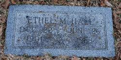 Ethel M <i>Matson</i> Hall