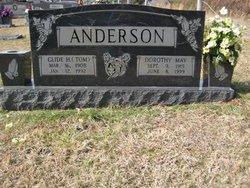 Dorothy May <i>Ashe</i> Anderson