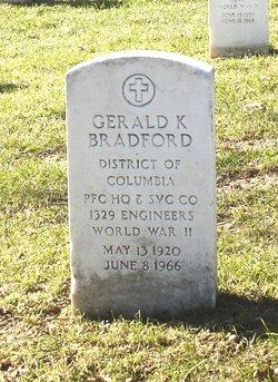 Gerald K. Bradford