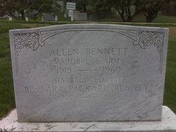 Barbara <i>Packard</i> Bennett