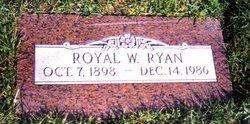 Royal Wiley Ryan, Sr