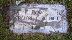 Richard Col Bowman