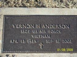 Vernon Hollis Anderson