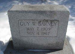 Guy W. Barney