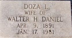 Doza Selma <i>Inscoe</i> Daniel