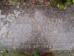 Maria Fatima Behr