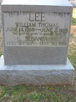 William Thomas Lee