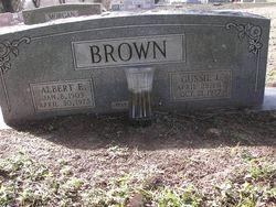 Gussie Louella <i>Smith</i> Brown
