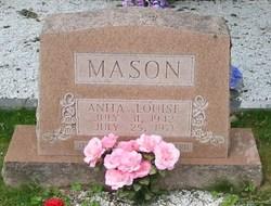 Anita Louise Mason