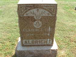 Clarence Lee Albright