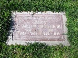 James V. Bud Allen
