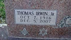 Thomas Irwin Davis, Jr