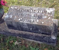 Hanna Isabelle Allman