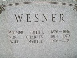 Edith J. Wesner
