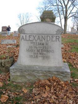 Mary Margaret. <i>Thomas</i> Alexander