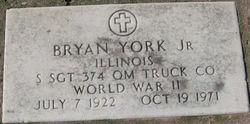 Bryan York