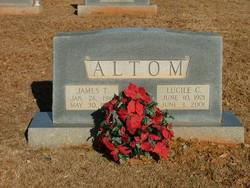 Lucile <i>Christopher</i> Altom