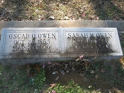 Sarah Mahulda <i>Burleson</i> Owen