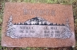 George Max Booher
