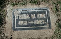Freda M Fine