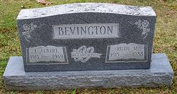 Ruth M. <i>Wagner</i> Bevington
