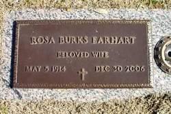Rosa <i>Burks</i> Earhart
