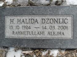 H. Halida Dzonlic