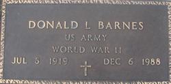 Donald L. Barnes