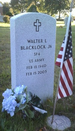 Walter L. Blacklock, Jr