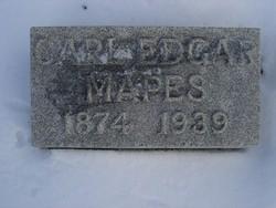 Carl Edgar Mapes