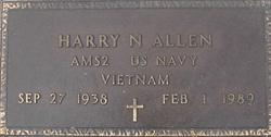 Harry Neal Allen