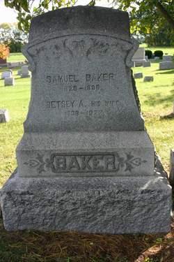 Betsey A. Baker