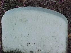 Guy F Windley