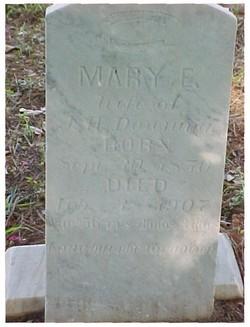 Mary Ella <i>Gaylord</i> Downing