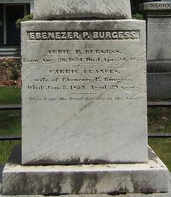 Abbie P. Burgess