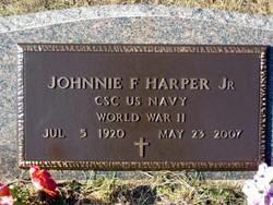 Johnnie F. Harper, Jr