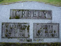 Willard N Greenly
