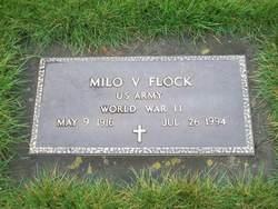 Milo Virgil Flock