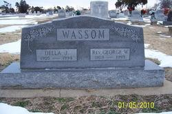 Rev George W. Wassom