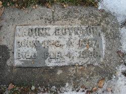Nadine Robins Boynton