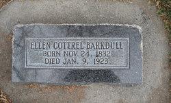 Ellen <i>Cottrel</i> Barkdull