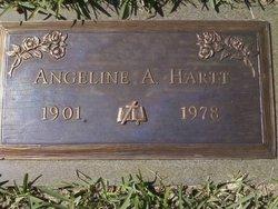 Angeline Agnes <i>Sontag</i> Hartt