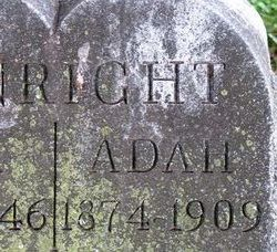 Adah May <i>Hall</i> Canright