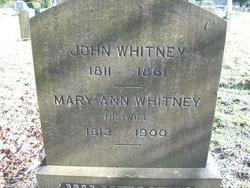 Mary Ann Whitney