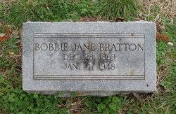 Bobbie Jane Bratton
